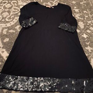 Juicy couture dress with sparkle detail